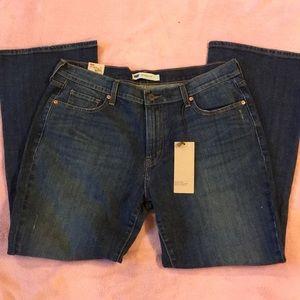 Women's Levi's 515 Boot cut jeans size 14 S